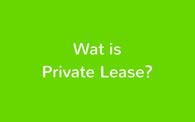 Wat is Private Lease?